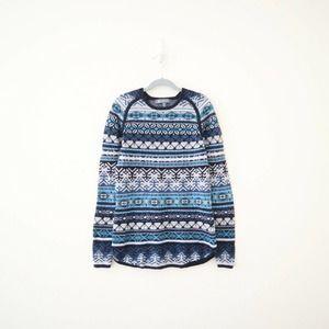 Title Nine Por Vida Extrafine Merino Wool Sweater